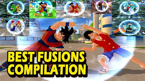 download game dragonball online mod dancokers dragon ball best fusion compilation all fusions mod from