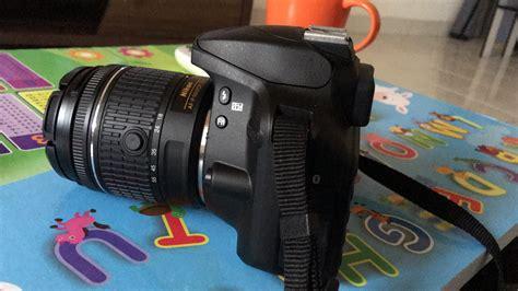 Bateri Kamera Nikon D3300 suka duka kehidupan hobi baru