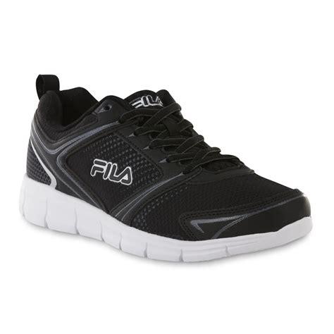 fila s windstar 2 athletic shoe black shop your