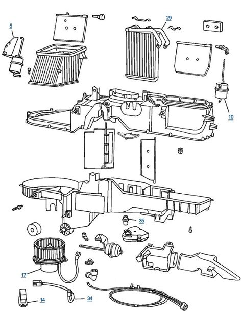 2002 jeep grand blower motor wiring diagram 52