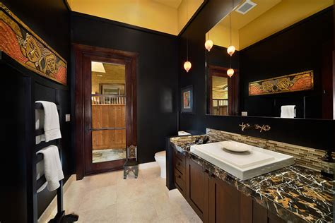 black gold bathroom 23 black and gold bathroom designs decorating ideas