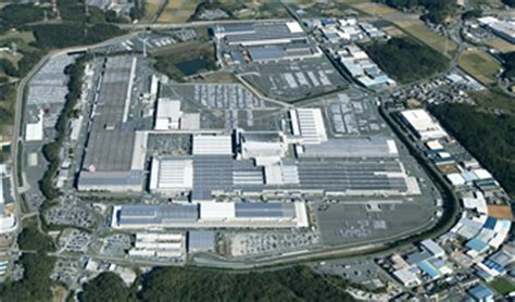 Suzuki Plant Offices Plants Kosai Plant Global Suzuki