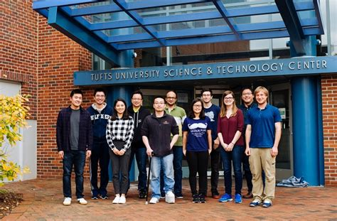 Tufts Find Biomedical Engineering School Of Engineering