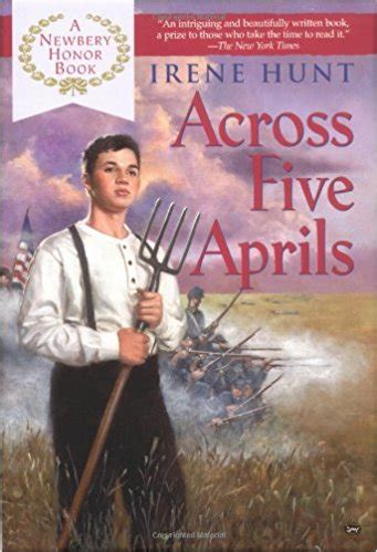 themes of lottery rose across five aprils the naptime author