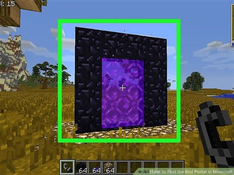 what pattern do you need for the nether reactor the best way to find the end portal in minecraft wikihow