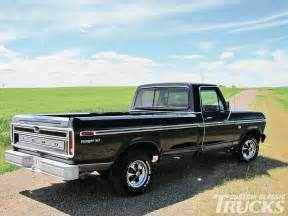 1976 Ford Truck 1976 Ford F 150 Trailer Special Rod Network