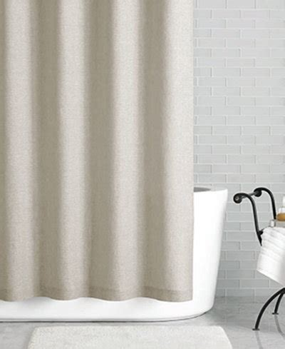 shower curtain hotel collection hotel collection linen 72 quot x 72 quot shower curtain shower