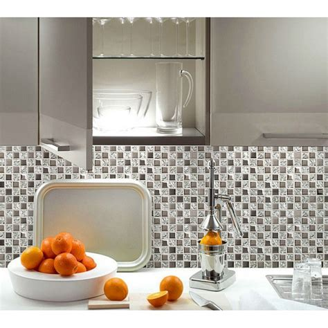 cheap kitchen tile backsplash silver glass tile backsplash ideas bathroom mosaic tiles