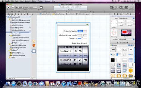 xcode tutorial for beginners mac pdf xcode 4 ios development beginners guide s daniel packt