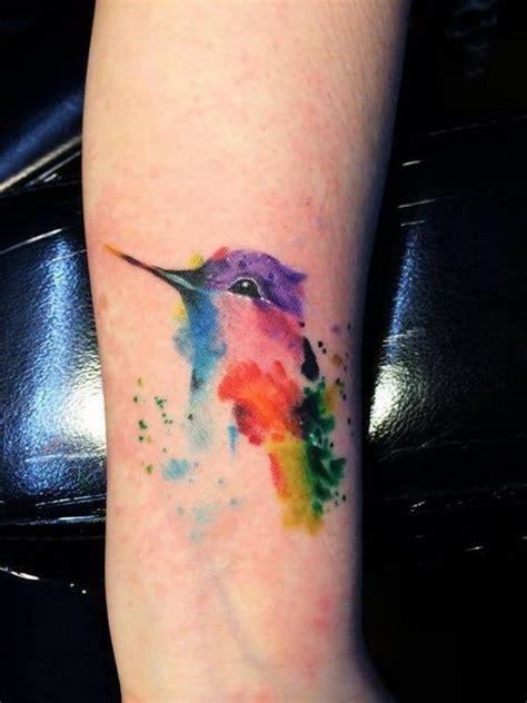 shouldnt   watercolor tattoo wild tattoo art