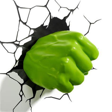deco lights hulk fist