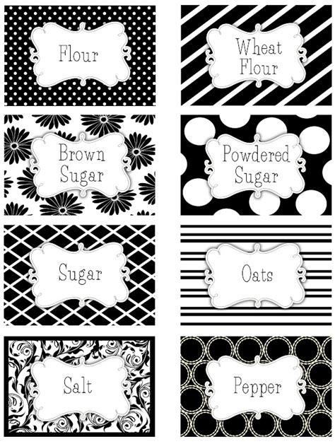 printable pantry labels darling doodles