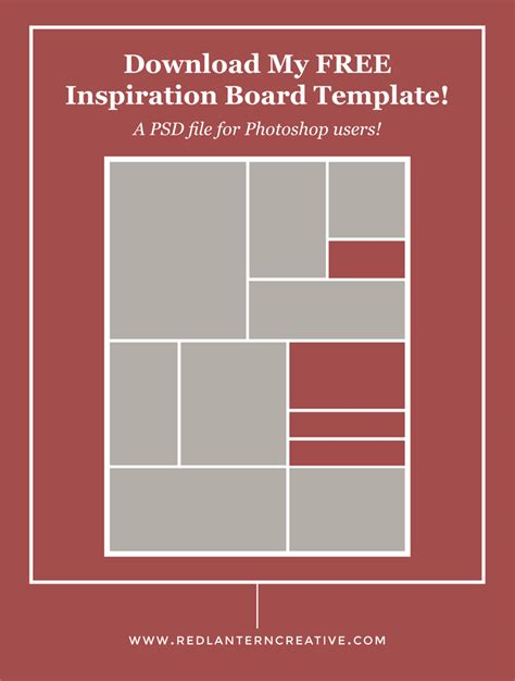 template inspiration how to create an inspiration board in 3 easy steps