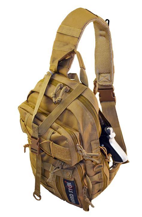 yoko slingbag b7 single tactical concealed carry sling
