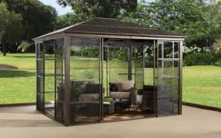 10 X 12 Maestrale Steel Top Gazebo by Hardtop Gazebos Best 2017 Choices Sorted By Size
