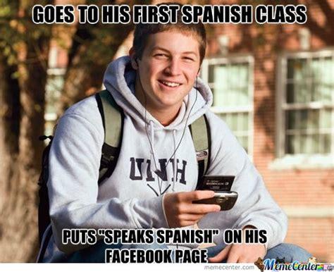 Spanish Class Memes - spanish memes funny image memes at relatably com