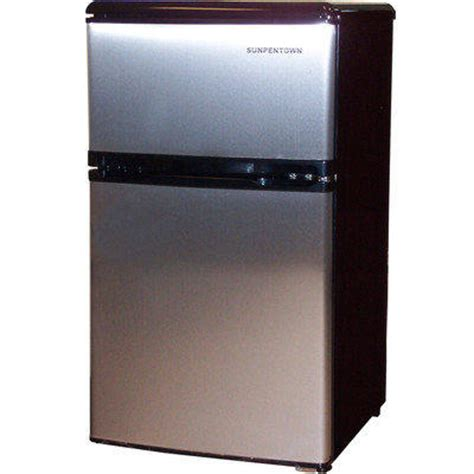 Hair Bedroom Refrigerator Stainless Steel Compact Refrigerator From Gameroomfanatic On
