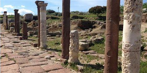 notizie porto torres 24 domenica al museo antiquarium turritano gratis