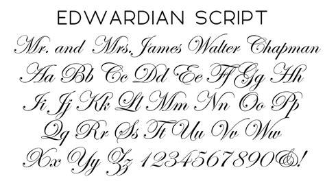 tattoo lettering edwardian script image gallery edwardian script