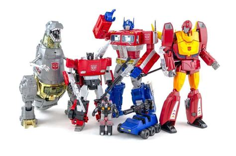 Kaos 3d Optimus Prime 3d printed toys from hasbro all3dp