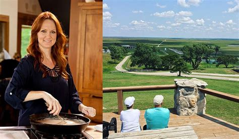 Ladd Drummond Also Search For Pioneer Ree Drummond Opens Up The Lodge For Guest Tours