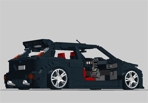 lego ford focus ford focus rs500 project lego technic mindstorms