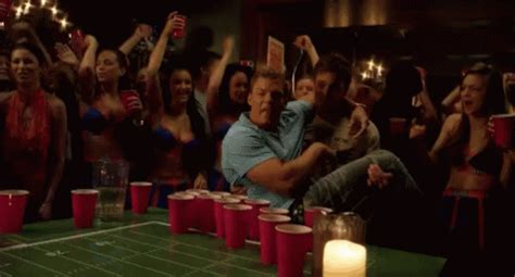 blue mountain state pong table blue mountain state gif college bms thadcastle