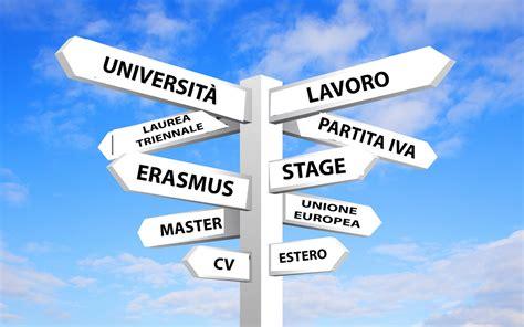 how to scegliere l universita il mondo di