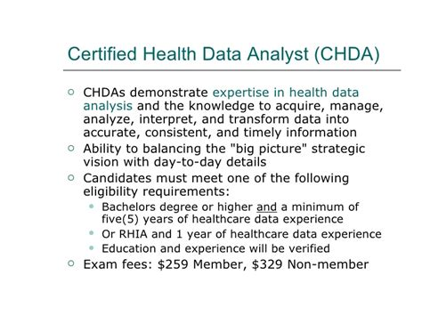 Certified Health Data Analyst by How To Become A Health Data Analyst Step By Step Career Guide Certified Health Data Practical