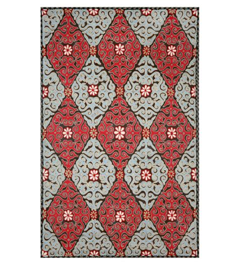 rugs with red accents accent rugs mats to accent floors stylishly