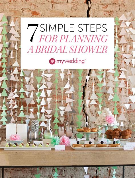 Wedding Etiquette Who Pays For Bridal Shower by 1000 Images About Bridal Shower Ideas On