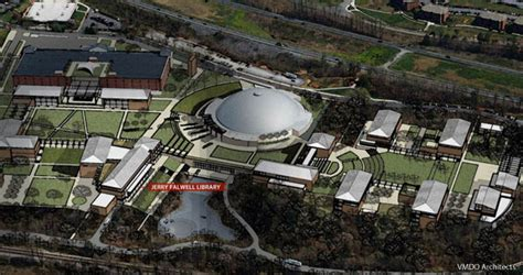 liberty university announces plans to build indoor plans for new jerry falwell library announced liberty