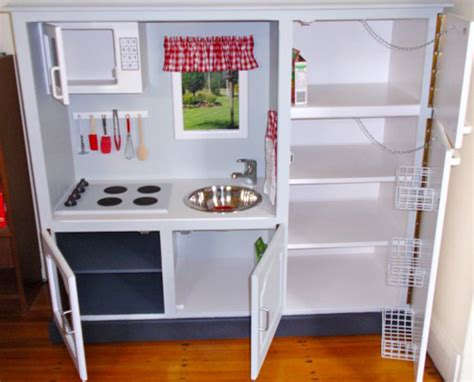 homemade play kitchen ideas diy homemade gift ideas