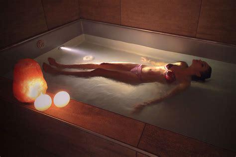 vasca di galleggiamento floating room kal 232 spa