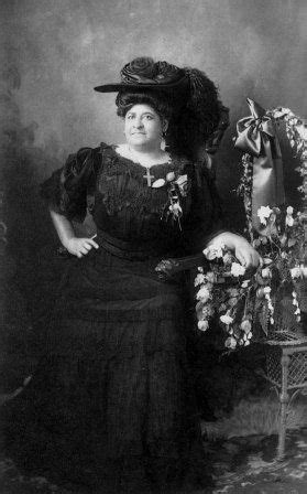 Maggie L. Walker, the first African American and woman to