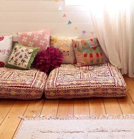 floor cushion sofa how to make a floor couch my web value