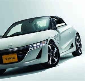 Honda S660 Specs Honda S660 Mini Roadster Officially Unveiled In Japan 50