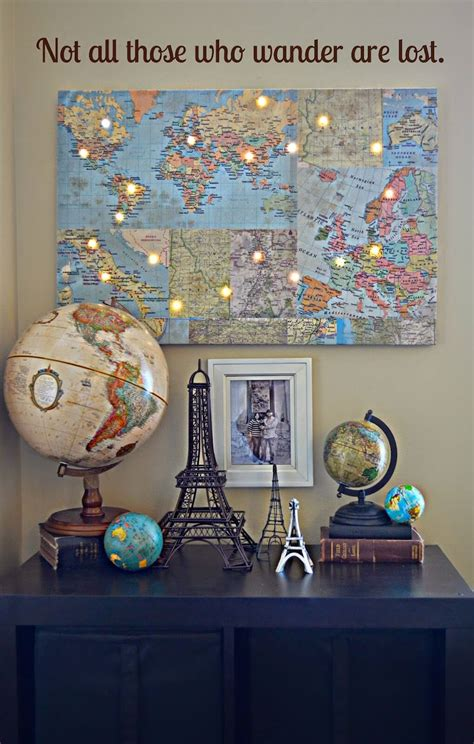 29 best travel inspired home decor ideas and designs for 2018