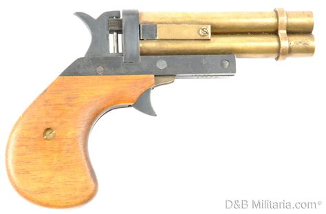 Handmade Gun - handmade barreled pistol germany impro guns