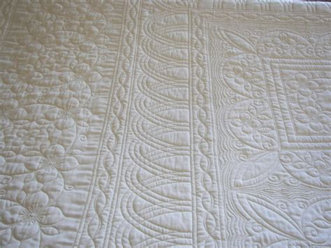 Wholecloth Quilting by Custom Wholecloth Quilts By Tammy Oberlin