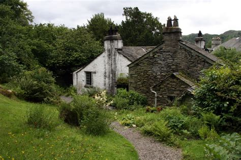 Wordsworth Cottage by Dove Cottage