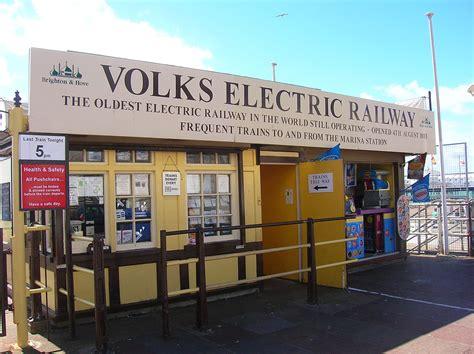 The Electric Railway volk s electric railway