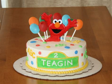 birthday cake elmo cakes decoration ideas little birthday cakes