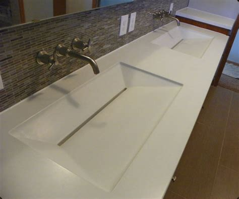 how to make a concrete sink for bathroom alameda parkway morrison 171 concrete pete