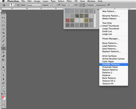 photoshop pattern overlay not working popular tools in photoshop create patterns in photoshop