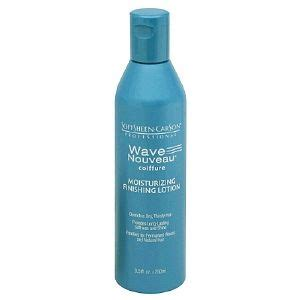 how to care for wave nouveau hair wave nouveau moisturizing finishing lotion ingredients