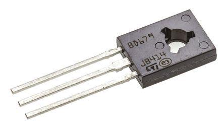bd679 magnatec bd679 npn darlington transistor 4 a 80 v hfe 750 3 pin sot 32 magnatec