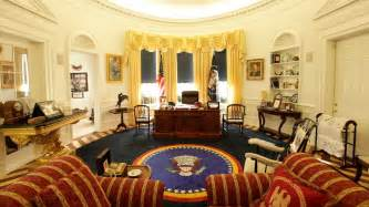Trump White House Decoration Oval Office In My Home Ron Wade And His Presidential