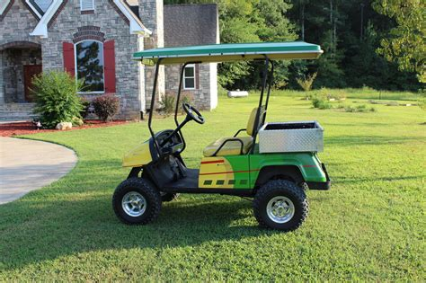 columbia par car ezgo gas golf cart  sale