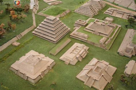 imagenes de maquetas mayas fotos de el taj 237 n veracruz m 233 xico maqueta del tajin max